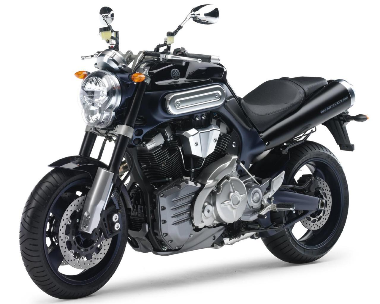 Yamaha super sport mt 01 mt 01 2005 мото мотоциклы