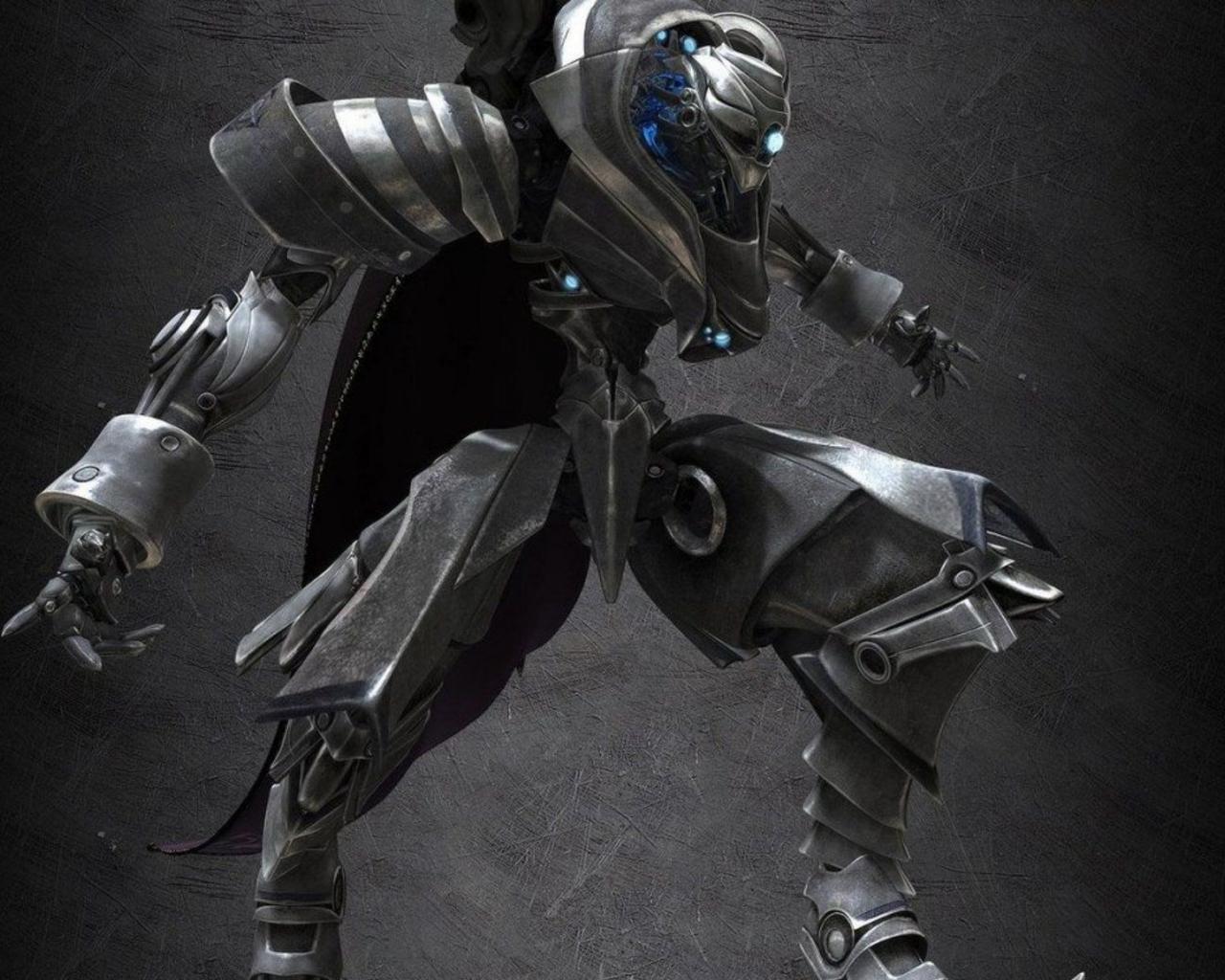 картинка боевой робот