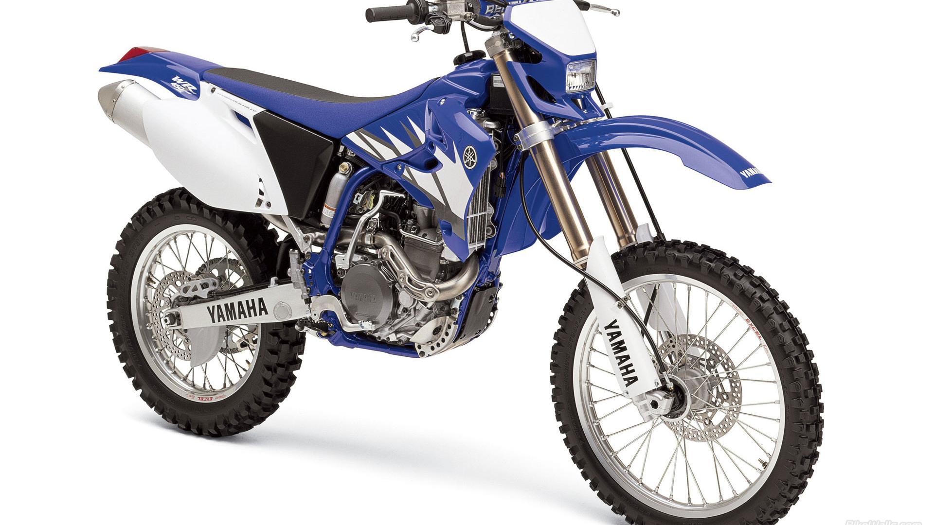 Yamaha, Off-Road, WR450F, WR450F 2003, мото, мотоциклы